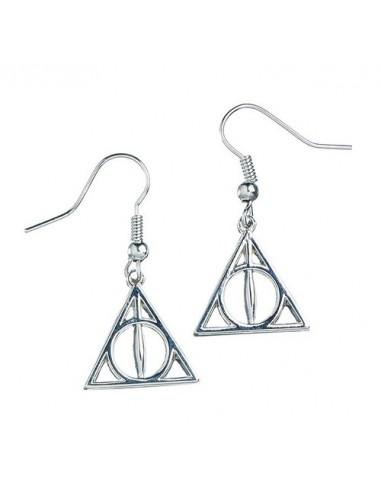 Pendientes Reliquias de la Muerte - Harry Potter