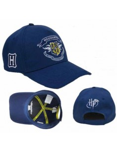 Gorra Escudo Hogwarts - Harry Potter