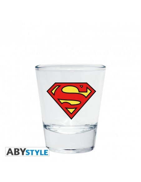 Pack Vasos chupitos Superhéroes - DC Comics