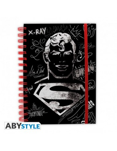 Libreta Superman - DC Comics