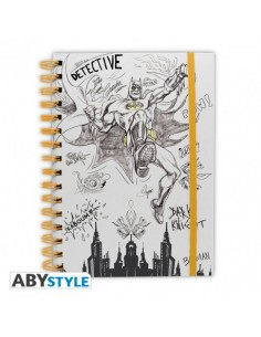 Libreta Batman - DC Comics