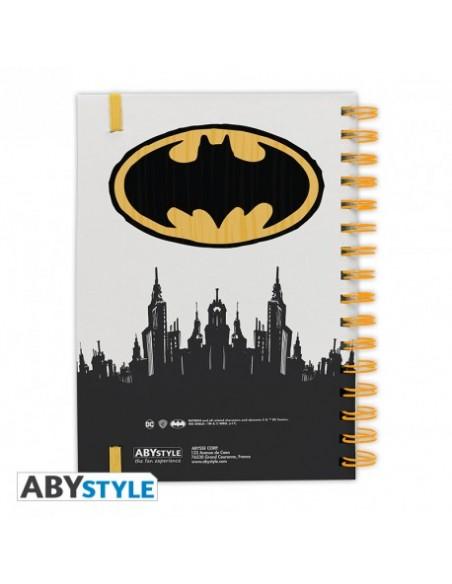 Libreta Batman - DC Comics