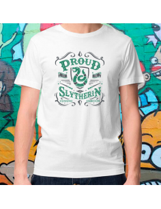 Camiseta Proud Slytherin - Crea tu camiseta