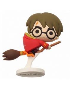 Mini Figura de Goma Harry Potter equipación Quidditch - Harry Potter