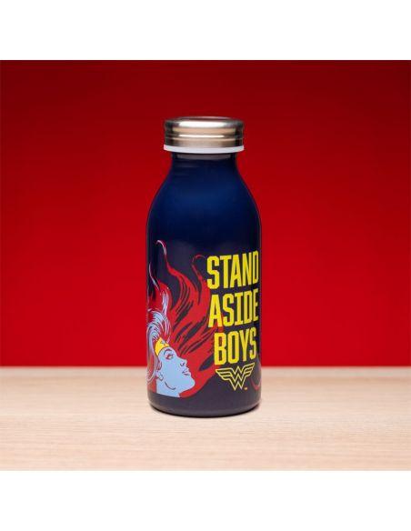 Botella de Agua Stand Aside Boys - Wonder Woman