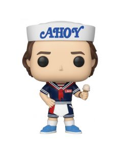 FUNKO POP! Steve uniforme Heladería 803 - Stranger Things
