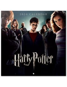 Calendario 2020 Harry Potter