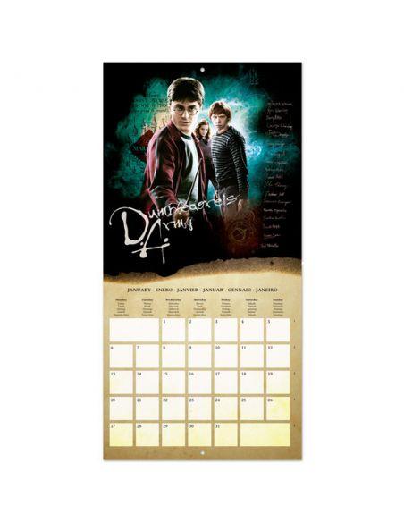 Calendario 2020 Harry Potter