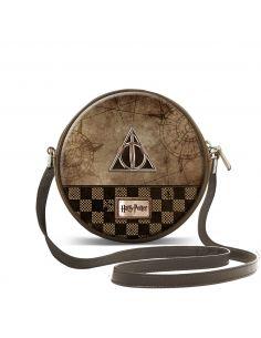 Bolso redondo Las Reliquias de la Muerte - Harry Potter