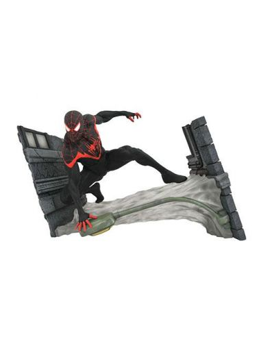 Marvel Gallery - Figura Miles Morales Exclusive - Spider-Man - Marvel