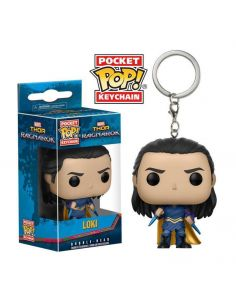 Llavero FUNKO POP! Loki - Marvel