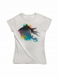 Camiseta chica Expecto Patronum colores - Harry potter