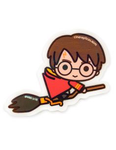 Goma de borrar Harry Potter Quidditch - Harry Potter