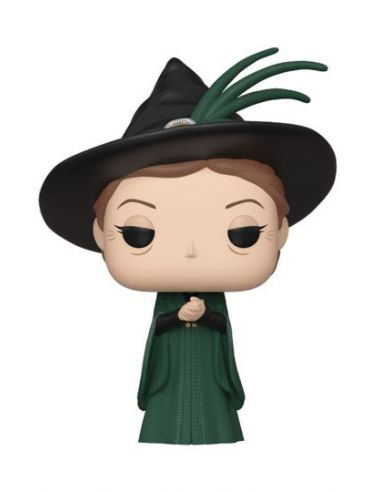 FUNKO POP! Minerva McGonagall baile de Yule - Harry Potter