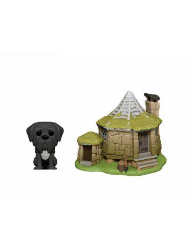 FUNKO POP! Fang y casa de Hagrid - Harry Potter