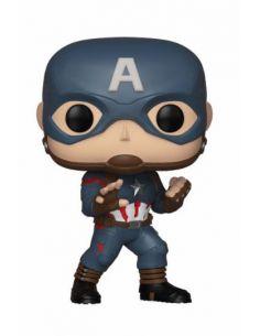 FUNKO POP! Capitán América Edición Especial - Marvel