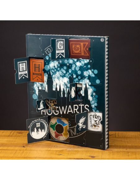 Calendario de adviento Hogwarts Christmas - Harry Potter