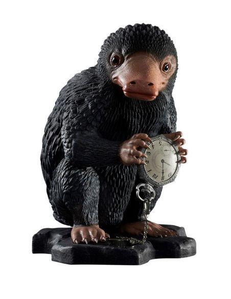 Figura tamaño real Niffler 32 cm - Animales Fantásticos