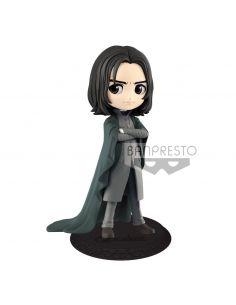 Figura Q Posket Profesor Snape 14 cm (Color Perla) - Harry Potter