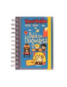 Agenda escolar Back to Hogwarts 2019-2020 - Harry Potter