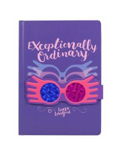 Cuaderno Luna Lovegood A5 - Harry Potter