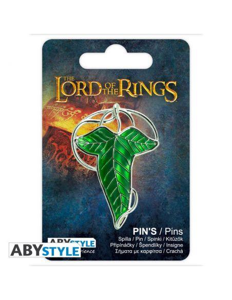 Pin Hoja de Lorien - El Señor de los Anillos