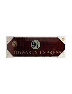 Cuadro de vidrio Andén 9 y 3/4 - Harry Potter