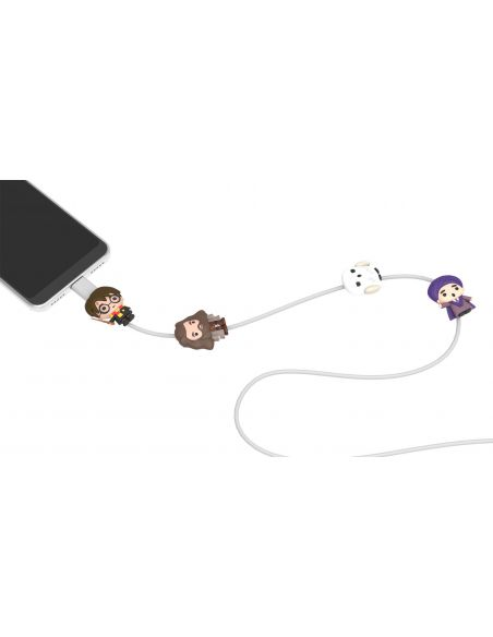 Protege cables Harry Potter coleccionables