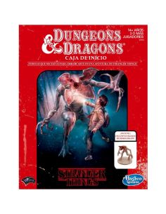Dungeons & Dragons Stranger Things - Caja de inicio