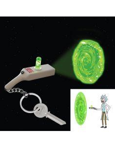 Llavero pistola Portal - Rick y Morty