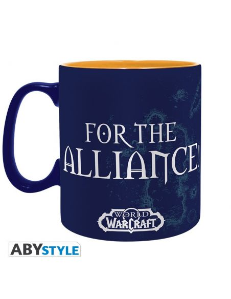 Taza For the Alliance! - World of Warcraft