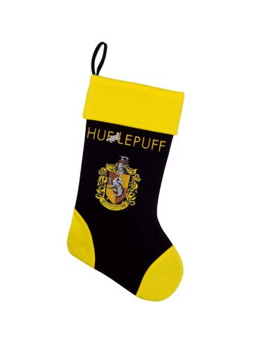 Calcetín de Navidad gigante Hufflepuff - Harry Potter