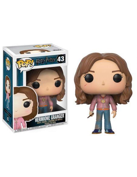 Funko Pop! Hermione Granger con el Giratiempos 43 - Harry Potter