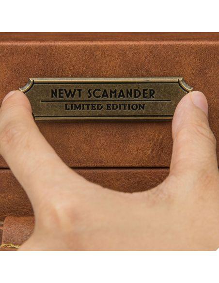 Maleta Newt Scamander - Edición Limitada - Animales Fantásticos