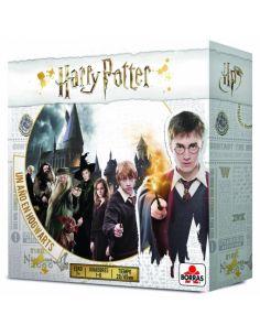 Harry Potter El Juego de Mesa + 3 Expansiones - Harry Potter