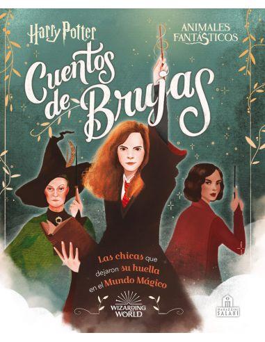 Cuentos de Brujas - Harry Potter