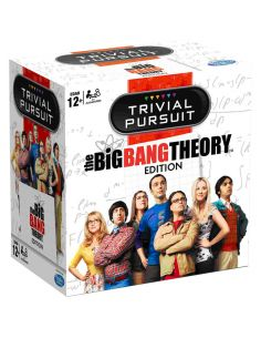 Juego Trivial Pursuit Big Bang Theory - Castellano