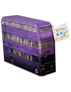 Hucha Autobús Noctambulo con Golosinas - Harry Potter