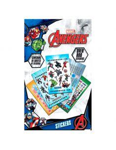 800 pegatinas Los Vengadores - Marvel