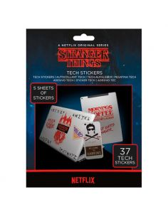 Set 37 vinilos Stranger Things - Netflix