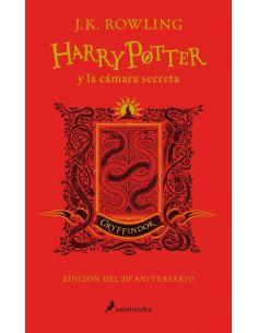 Harry Potter y la Cámara Secreta - Edición 20 aniversario - Gryffindor