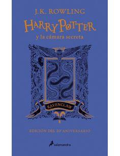 Harry Potter y la Cámara Secreta - Edición 20 aniversario - Ravenclaw