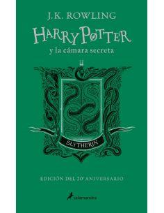 Harry Potter y la Cámara Secreta - Edición 20 aniversario - Slytherin
