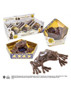 Figura antiestrés Rana de Chocolate - Harry Potter