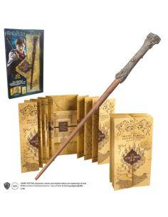 Pack Varita Harry Potter más Mapa del Merodeador - Harry Potter