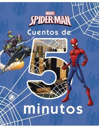Spider-Man Cuentos de 5 minutos