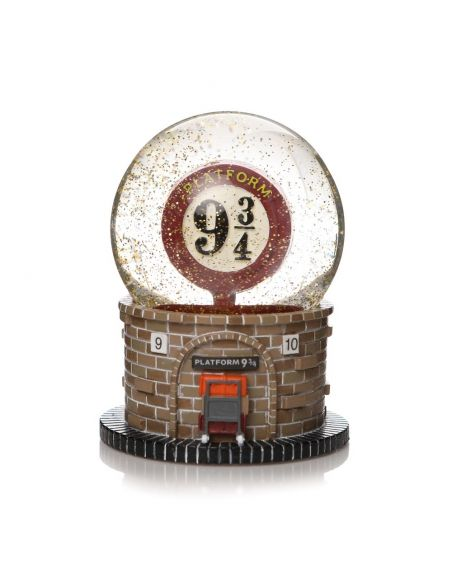 Bola de nieve Andén 9 y 3/4 - Harry Potter