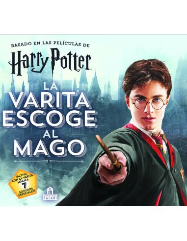 Harry Potter: La Varita escoge al Mago