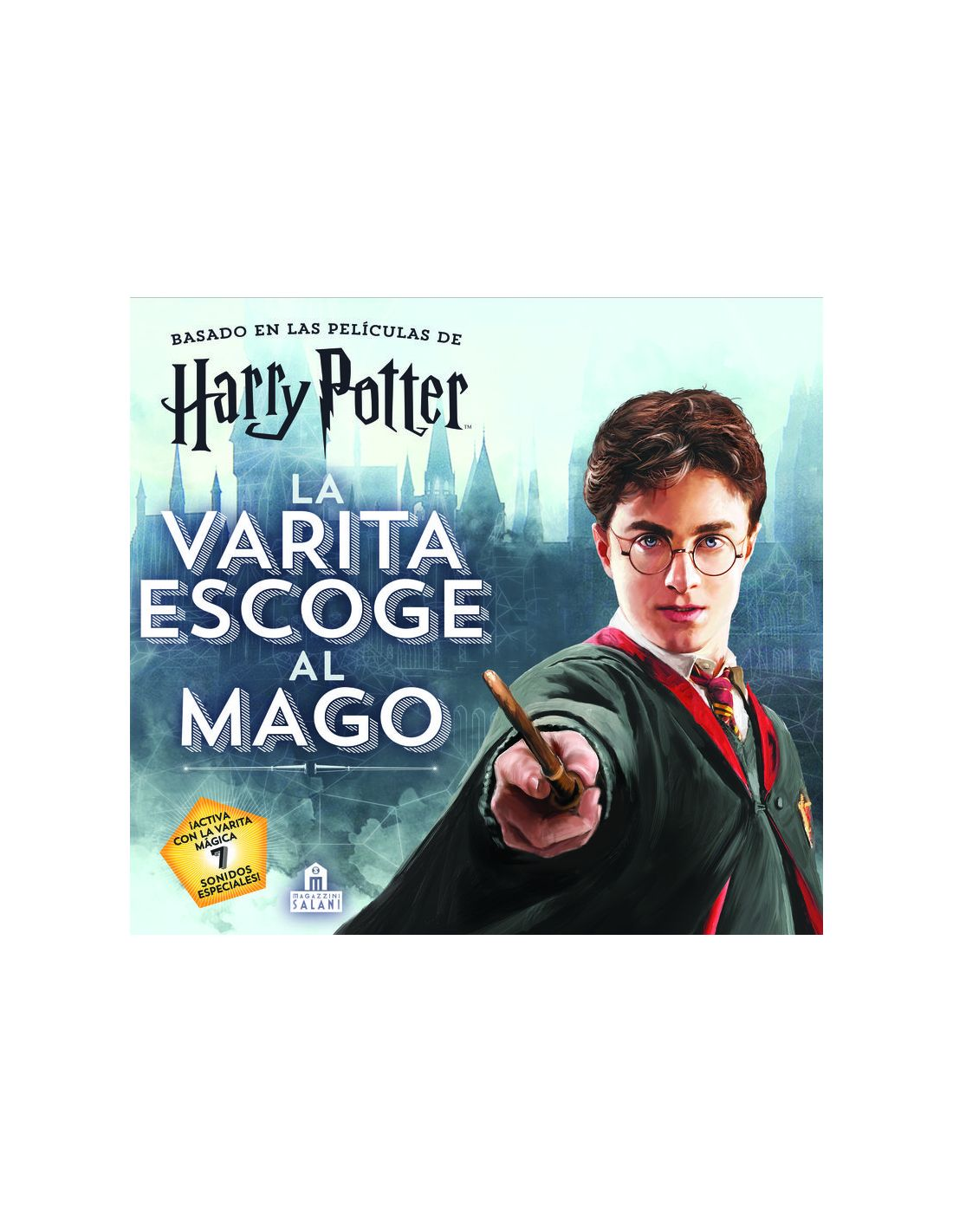 Harry Potter La Varita Escoge Al Mago