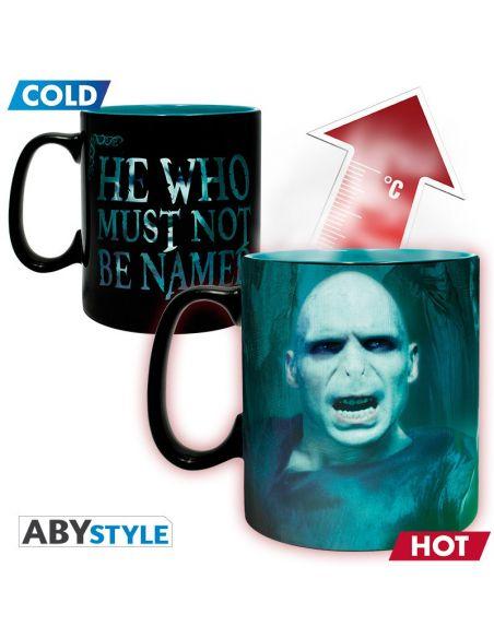 Taza térmica Marca Tenebrosa - Harry Potter
